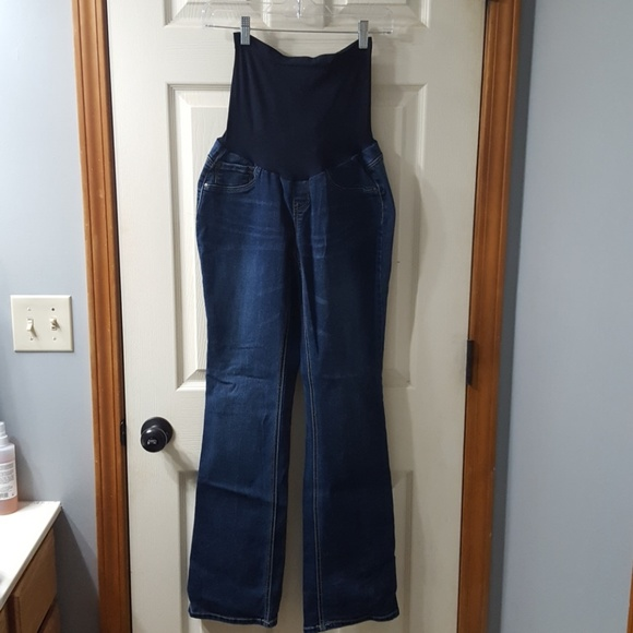 539387ca29c30 Jessica Simpson Jeans | Maternity Bootcut Large | Poshmark